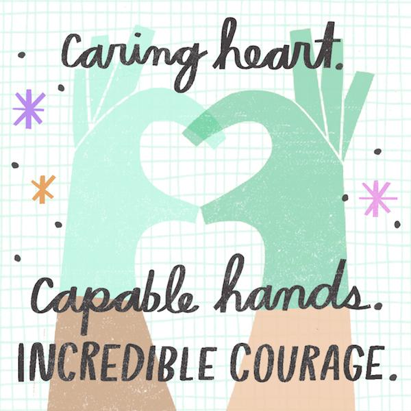 Expressing Gratitude for Healthcare Professionals