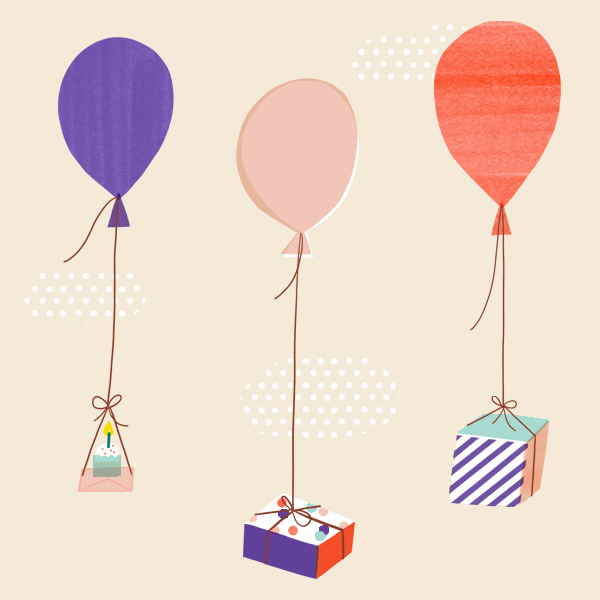 How to Celebrate Birthdays, Holidays and Special Occasions When You Can't Be Together