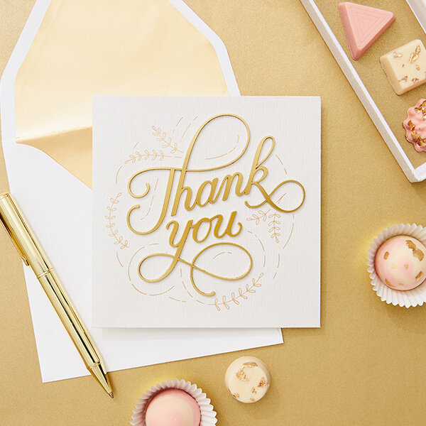 Thank You Messages What To Write In A Thank You Card Hallmark Ideas Inspiration