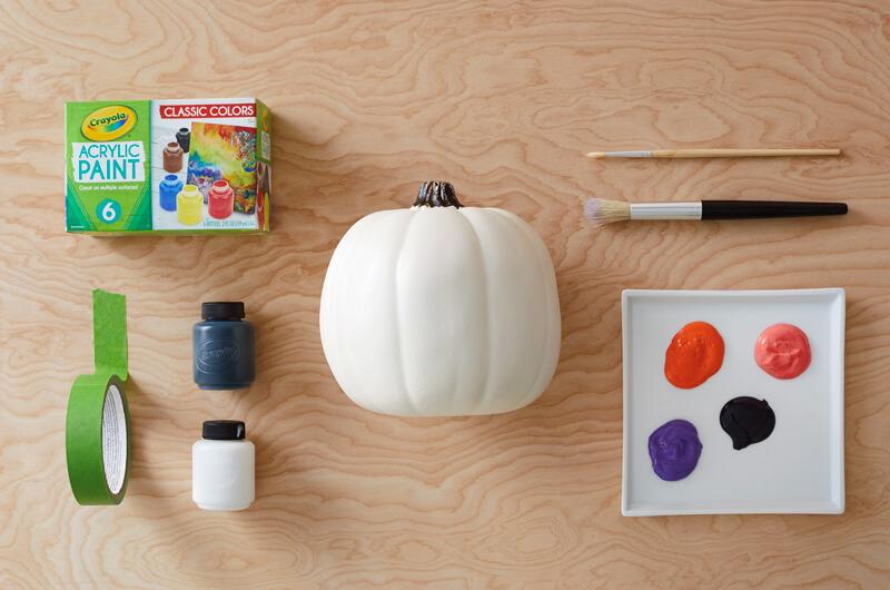 Easy Painted Pumpkin Ideas Kids And Parents Will Love Hallmark Ideas Inspiration