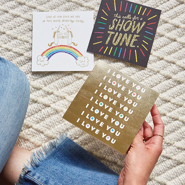 Cards for LGBTQ+ Friends and Family