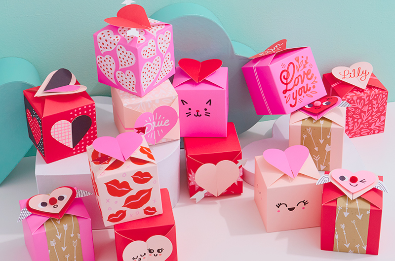 Valentine's Day at Home - Valentine gifts