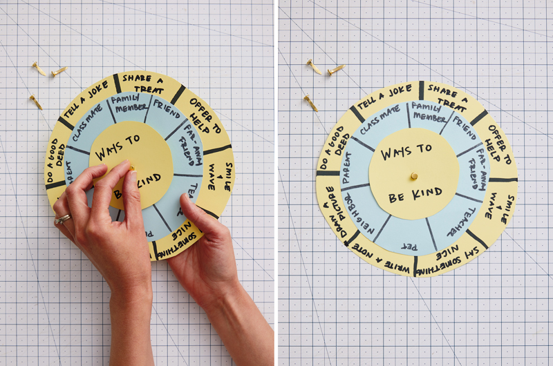 Making activity spinner