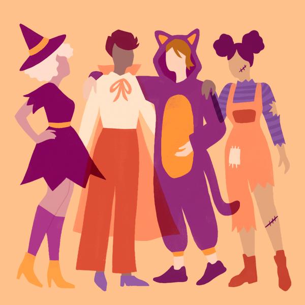 Adult Halloween costumes