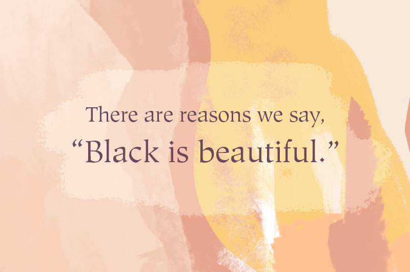There are reasons we say,
